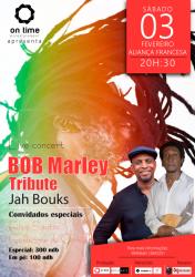 Concert Jah Bouks