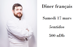 dîner français