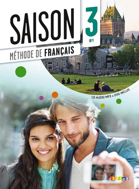 saison 3 - méthode de français